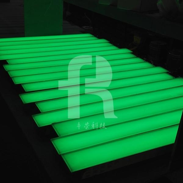 感应地砖灯要依据放置的位置来选择