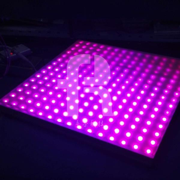 led地砖灯是城市广场亮化的新选择