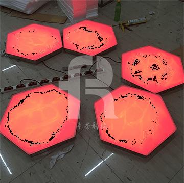 建筑led地砖灯设计可以分为哪两个主要阶段