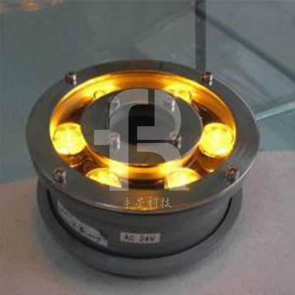 喷泉灯6W-D130H85