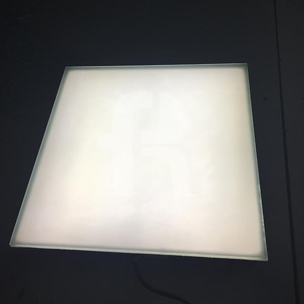 方形常规地砖灯